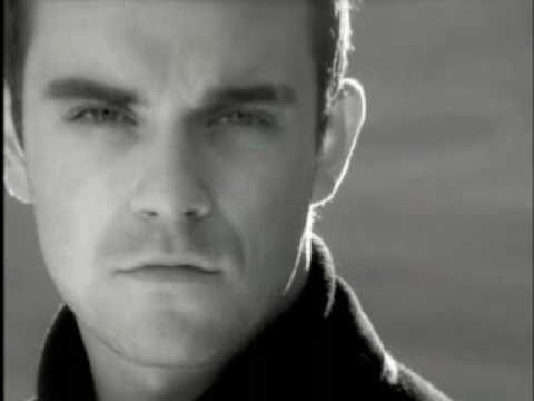 ROBBIE WILLIAMS - ANGELS.  And through it all, she offers me protection, a lot of love and afection whether I'm right or wrong.