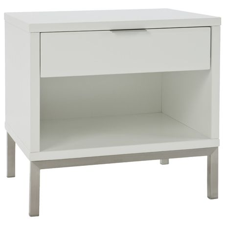 Signature S Bedside Table 1 Drawer Standard | Freedom Furniture and Homewares
