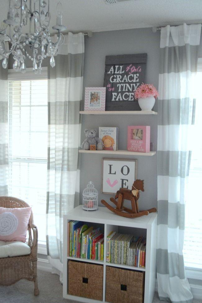 Image Result For Floating Shelves Nursery Baby Room Shelves Floating Bookshelves Floating Shelves Diy