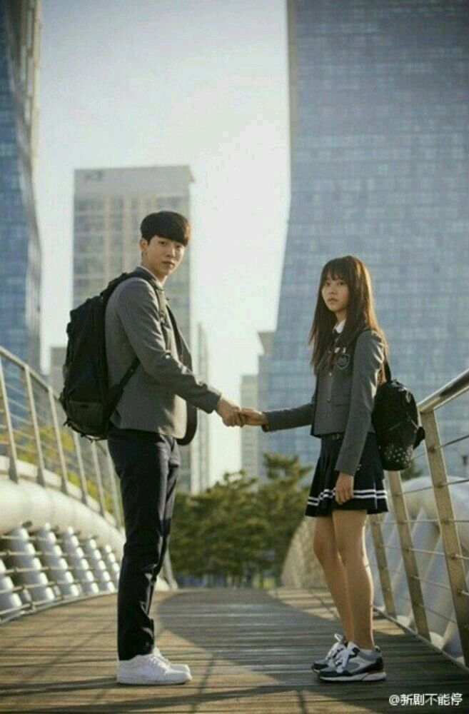 Nam Jo Hyukand Kim So Hyun