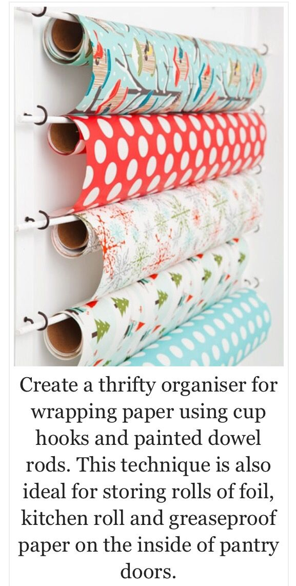 Have to adapt this idea for my washi tape