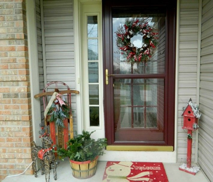 17 mejores ideas sobre decoración de navidad moderna en pinterest ...