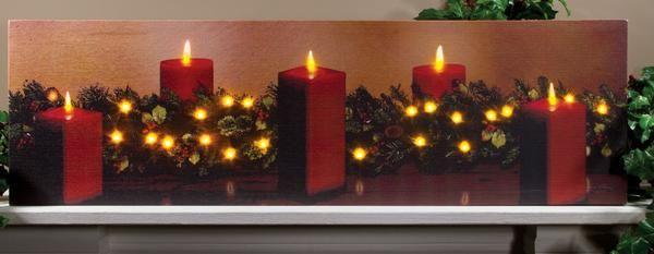 Lighted Canvas Prints Wholesale