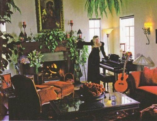 Boho Astro Gemini Home Stevie Nicks Stevie