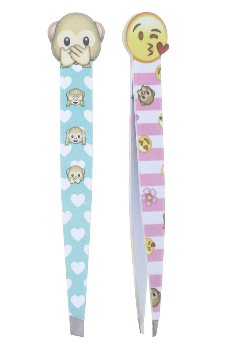 2 Pack Picture Letter Tweezers