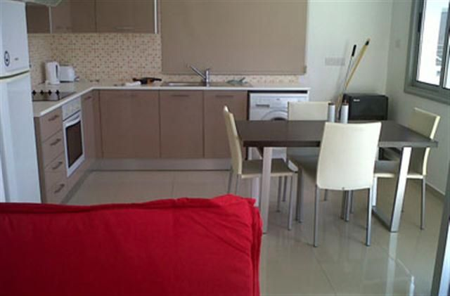 1 Bedroom Apartment in Pervolia to rent from £186 pw. With balcony/terrace and air con.