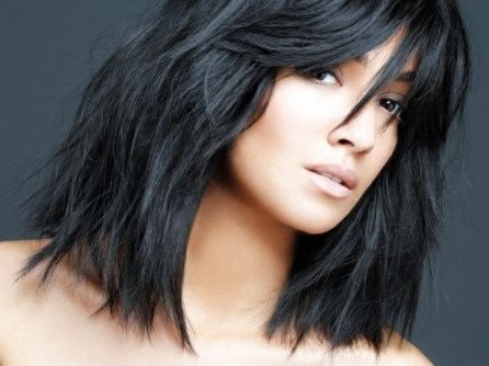 17 Best ideas about Coupe Mi Long Femme on Pinterest | Cheveux mi ...
