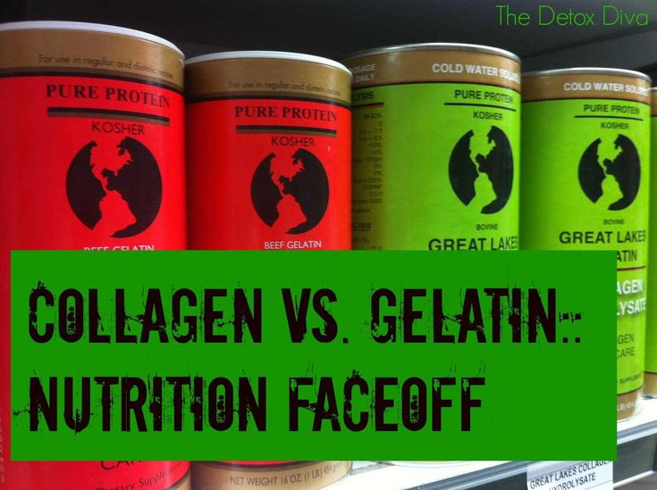 Ever since posting Gelatine:: The Other SuperfoodI have gotten a lot of emails and requests for more information on the differences between hydrolyzed collagen and gelatin (Great Lakes is the brand of choice thus far!).  Many of you were confused about which can to use when and