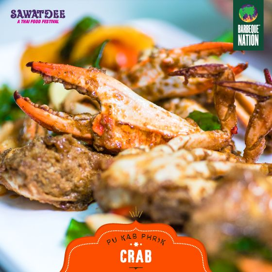 At Barbeque Nation, you are on a seafood diet. You see food, you eat it! Visit your nearest Bangalore, Mangalore, Mysore, Kolkata, Raipur, Guwahati, Chennai, and Coimbatore Barbeque Nation outlet till 30th August to experience Thailand on your plate. #letsthai with 'Sawatdee' – the Thai food festival! #comefeastwithus