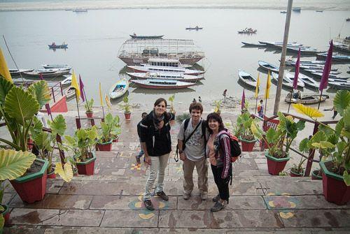 Diario de viaje 17 – Fin de año en Varanasi