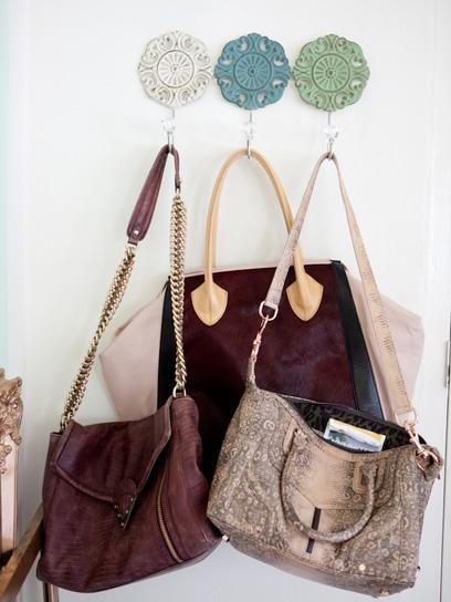 Hang Up Bags · Purse HookCloset ...