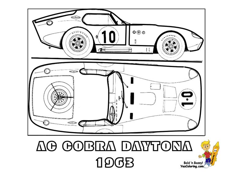 derby car coloring pages - photo#16