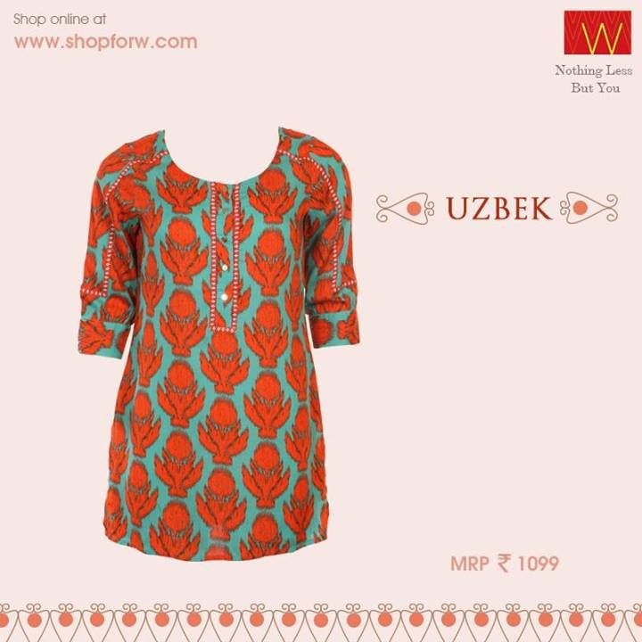Subtle design on flawless fabric - try out a piece from our Uzbek line today!  Here is our updated website : http://shopforw.com/categoryProducts.php?catID=151&maincatName=In%20Stores&smallCat=Kurta