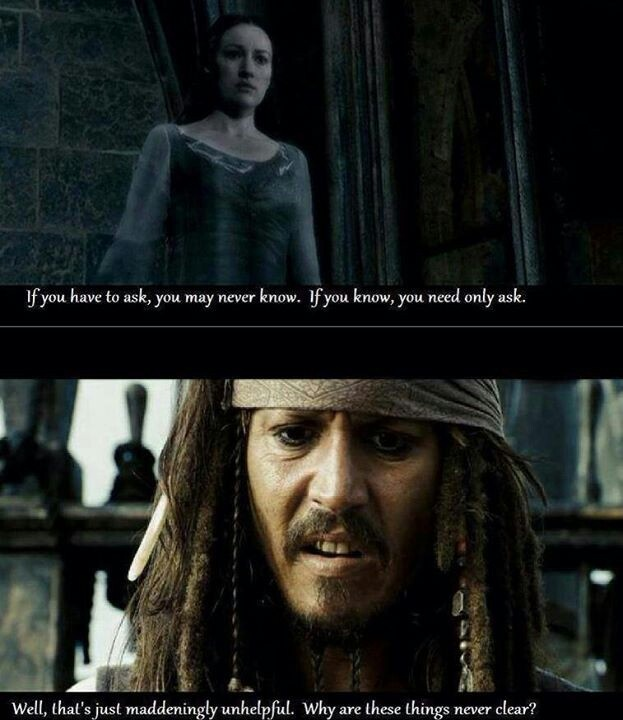 Oh Jack Sparrow