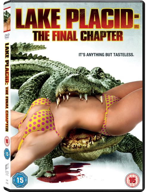 Lake Placid: The Final Chapter on dvd