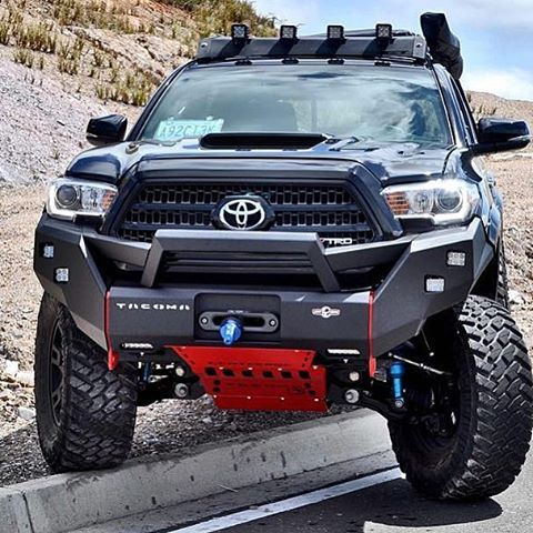 TACOMA #UnidadToyotaCruisers By @machito_s70