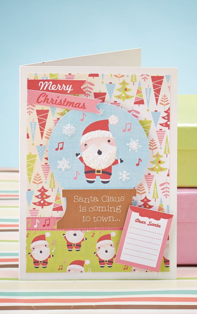 Good Free Card Making Printables Part - 10: Free Printables For Card Making U2013 Cute Christmas! From Papercraft  Inspirations 133 (Christmas 2014