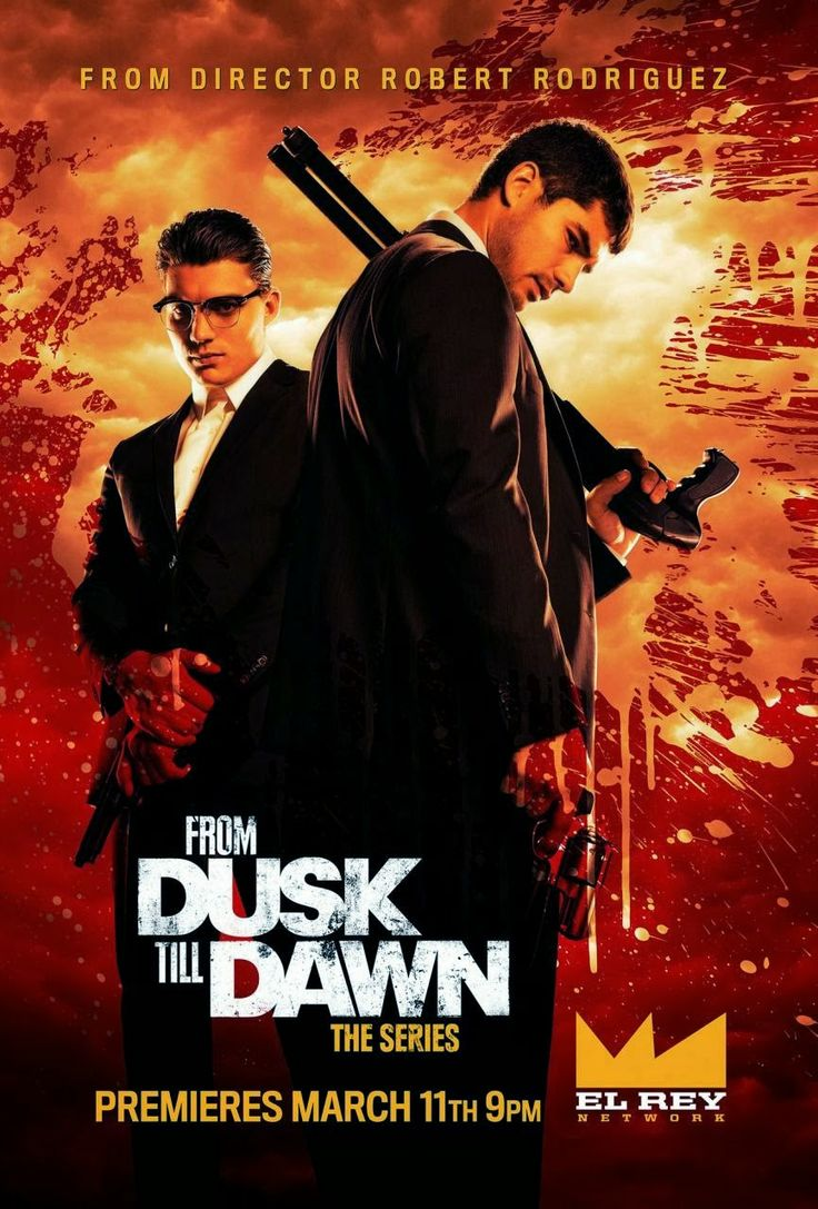 Cine Resumido: From Dusk Till Dawn: The Series (TV Series) / Abie...