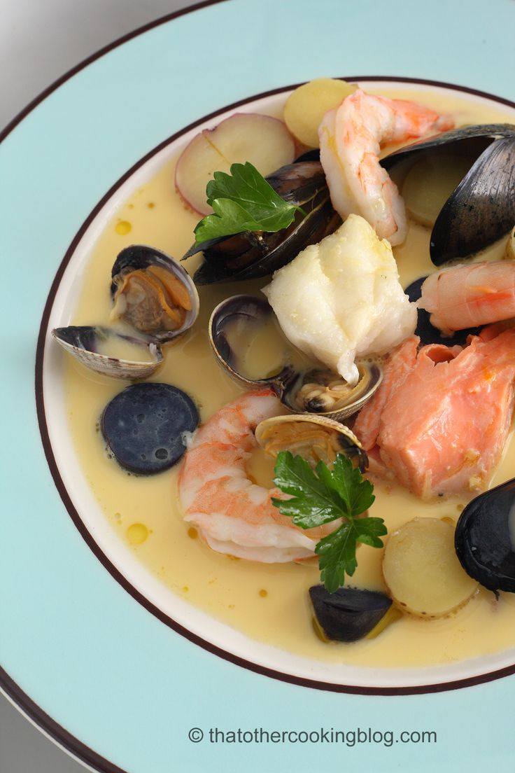 Waterzooi. I've been looking for interesting seafood recipes. Googled this, and that. I ended up in the images section after typing fish stew (this is usually how I go about finding recipes online,...