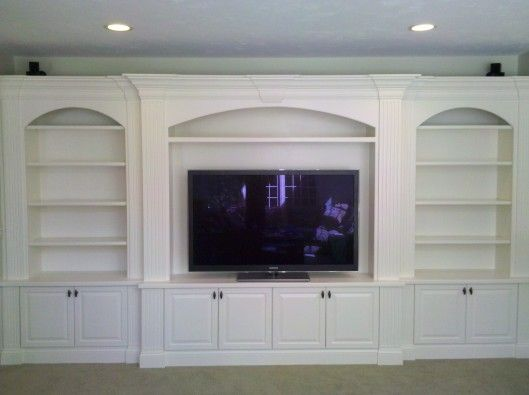Image detail for -Entertainment Center » Custom Home Finish