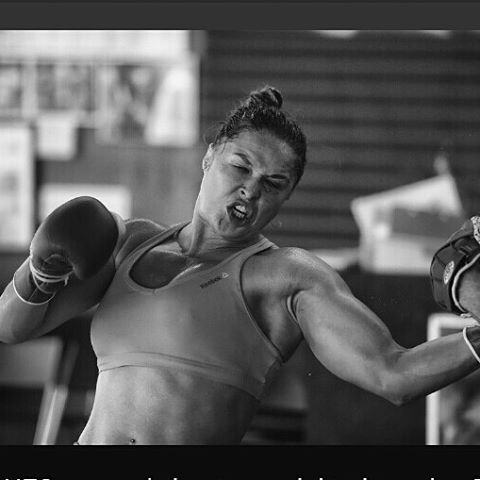 Strong ufc 193 @rondarousey
