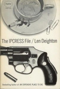 """The IPCRESS File"" by Len Deighton is the story of an unnamed spy telling his tale and accounts to the governor minister. Those accounts build the story for the reader. The story itself takes place in many locations but both starts and ends in London."