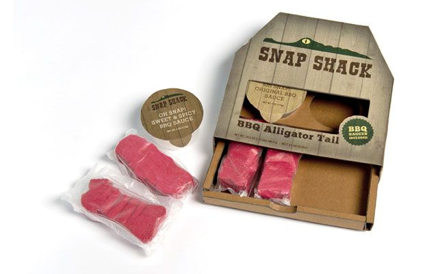 40  Meaty Packaging and Label Designs