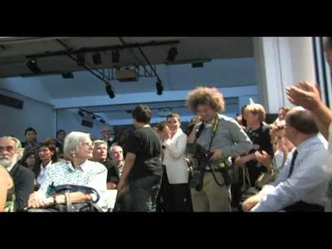 Federico Sangalli show: press conference www.federicosangalli.it
