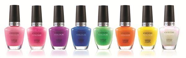 Cuccio Colour Gives Back - Business - NAILS Magazine