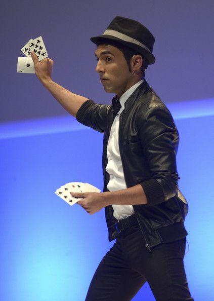 Antonio Diaz. Mago pop
