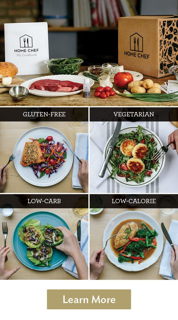 207 best the home chef experience images on pinterest delicious get 30 off your first box with code pi30free choose the meal kit with the forumfinder Choice Image