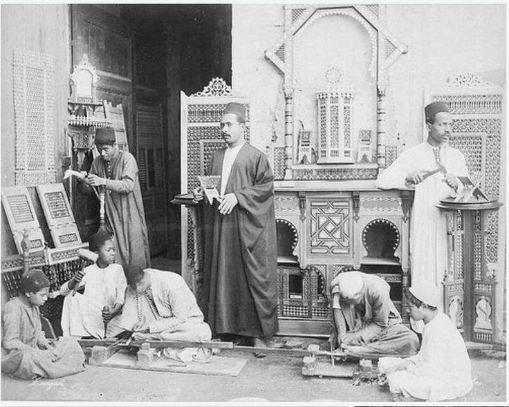 Arabesk - Cairo - Egypt - 1870