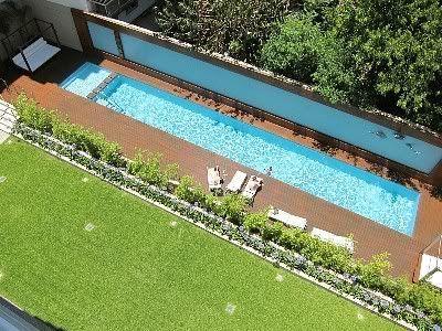 50+ idéias piscina interior para sua casa [Amazing Pictures] – #Amazing #Home …   – Tommes Pins