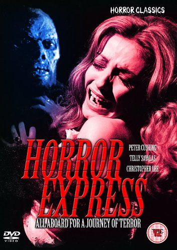 From 4.00 Horror Express [dvd]