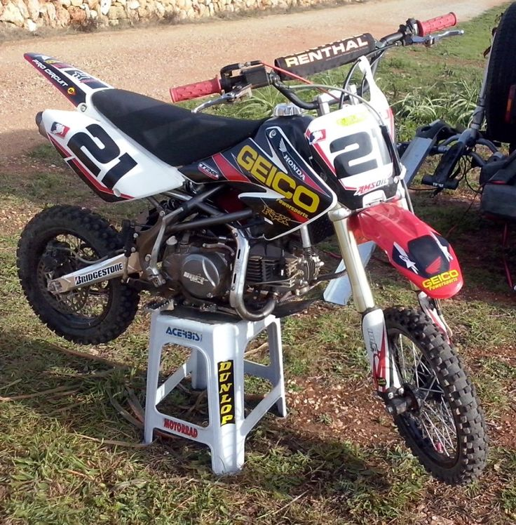91 best images about pit bike on pinterest motocross pit bike honda 125 pit bike honda crf 150
