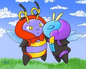 #volbeat #pokemon #anime #pocketmonsters #illumise