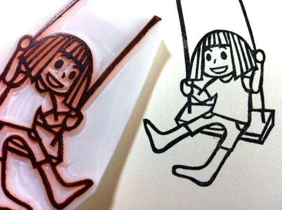 Mejores imágenes sobre sellos carvados estampación