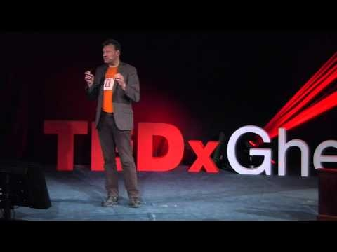 TEDxGhent - Steven Vromman - The end of the world as we know it