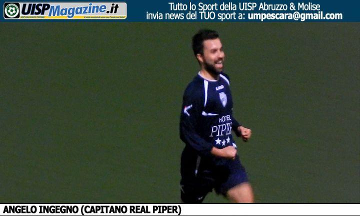 04G SERIE B | Il Real Piper torna a vincere; 3 a 2 all'Adriatica