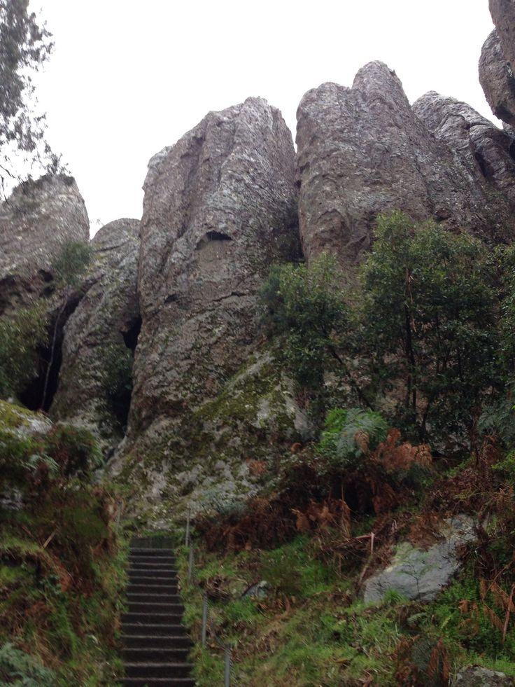 Hanging Rock, Victoria Australia A memorable movie & a spectacular place to have a picnic   The eeriness is abundant  & confronting!