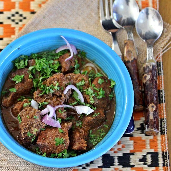 Slow Cooker Pork Vindaloo