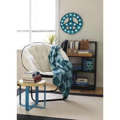 Room Essentials™ Marquee Peace Sign   Large