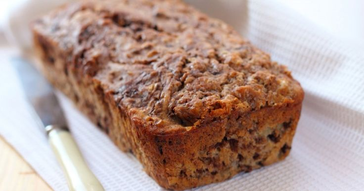 A great recipe for using up ripe bananas...