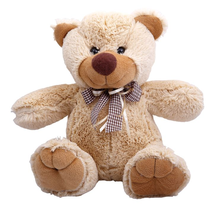 """""""Thank you"""" """"I love you."""" """"I'm thinking of you."""" Whatever you're trying to say, these Teddy Bears are the perfect way to get your message across in a simple, yet powerful way. You can't go wrong when you send one of these classic Bears. Each Bear arrives with a gift card with your personalized message. #classic #teddybear #muchtoys"""