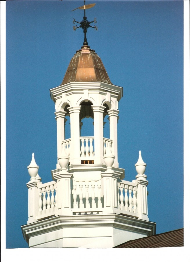 212 Best Images About Cupolas Weathervanes Bell Towers