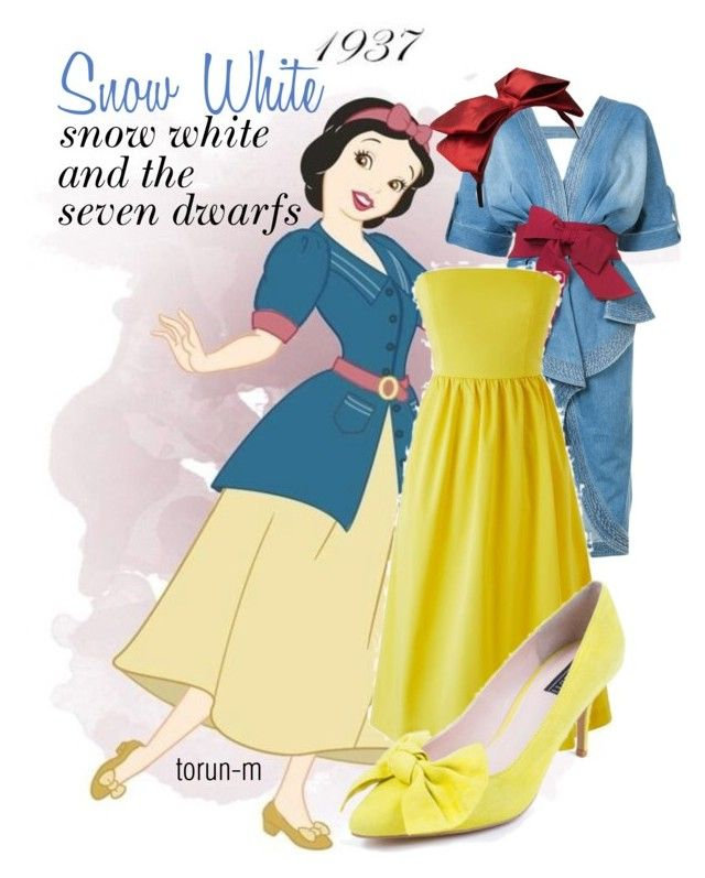 """Snow White – Casual"" by torun-m ❤ liked on Polyvore featuring Johanna Ortiz and J.Crew"