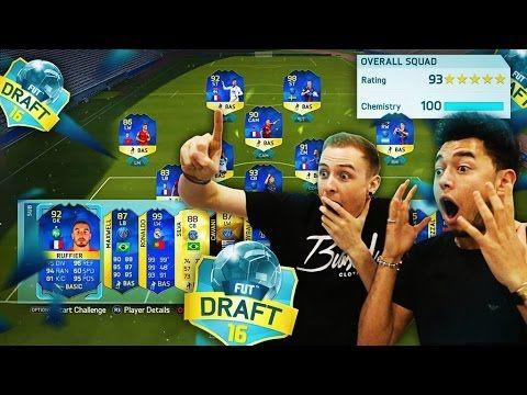 INSANE 193 TOTS FUT DRAFT CHALLENGE!!! (FIFA 16 FUT DRAFT) - http://tickets.fifanz2015.com/insane-193-tots-fut-draft-challenge-fifa-16-fut-draft/ #FIFA16