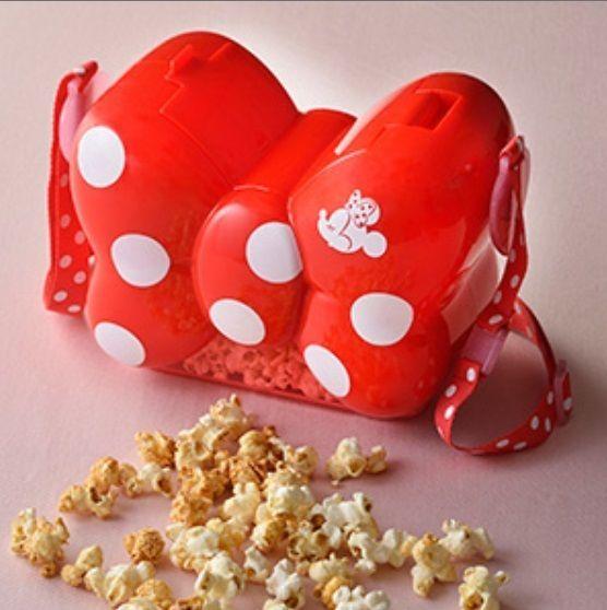 New Tokyo Disneyland Disney Minnie Ribbon Popcorn bucket container Japan park #Disney