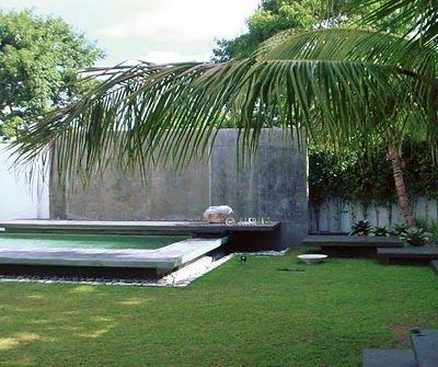 minimalismo jardines minimalistas y racionales