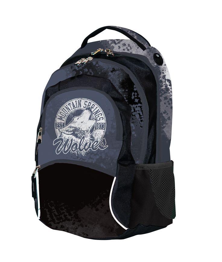 School Bag Wild/ Školní batoh Wild